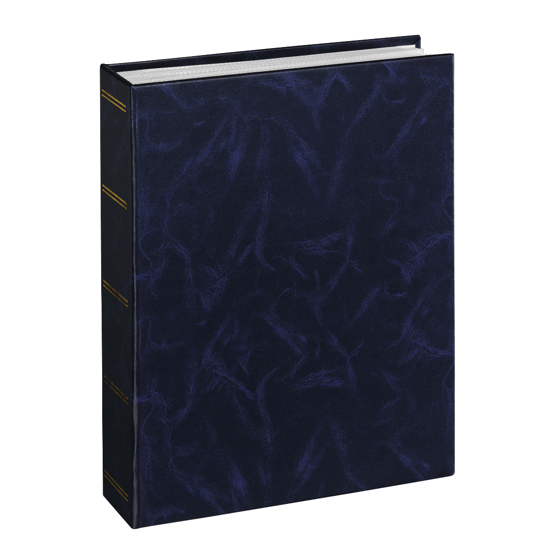 "abx High-Res Image - Hama, ""Birmingham"" Slip-in Album for 200 photos w. a size of 10x15 cm, blue"