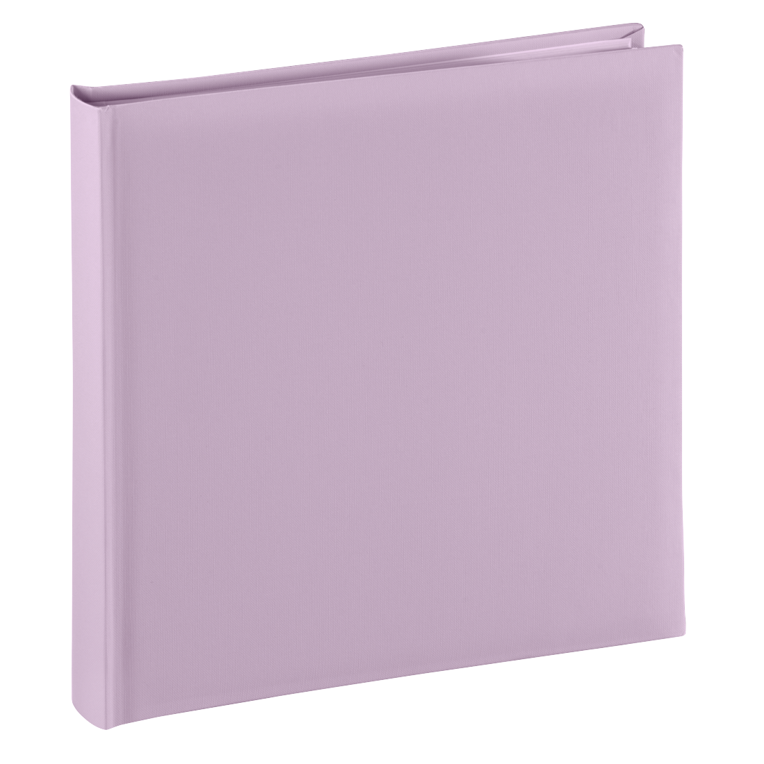 "abx High-Res Image - Hama, ""Fine Art"" Jumbo Album, 30x30 cm, 80 White Pages, lilac"
