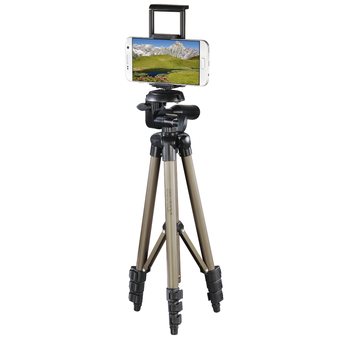 abx High-Res Image - Hama, Tripod for Smartphone/Tablet, 106 - 3D