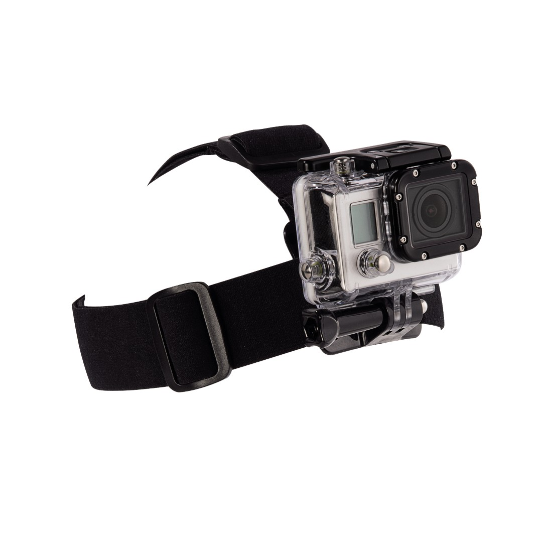 awx High-Res Appliance - Hama, Head Strap Mount for GoPro