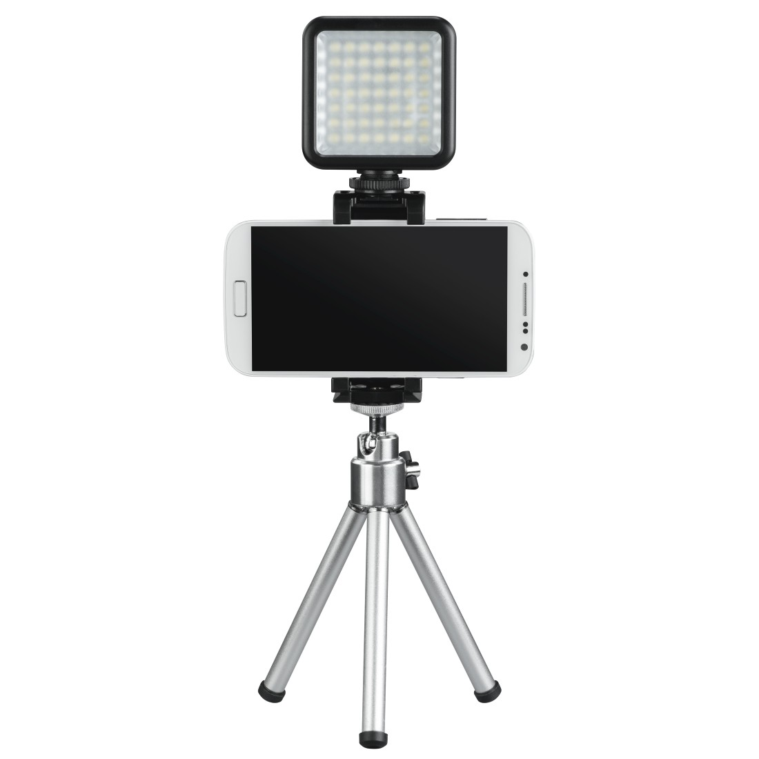 "awx High-Res Appliance - Hama, ""49 BD"" LED Lights for Smartphone, Photo and Video Cameras"