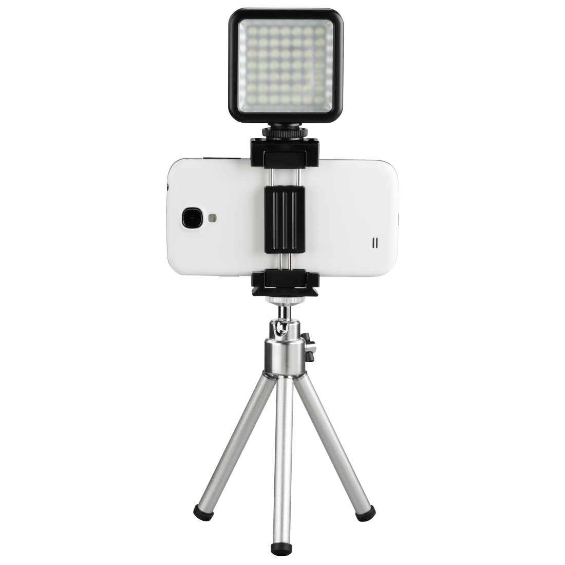 "awx3 High-Res Appliance 3 - Hama, ""49 BD"" LED Lights for Smartphone, Photo and Video Cameras"