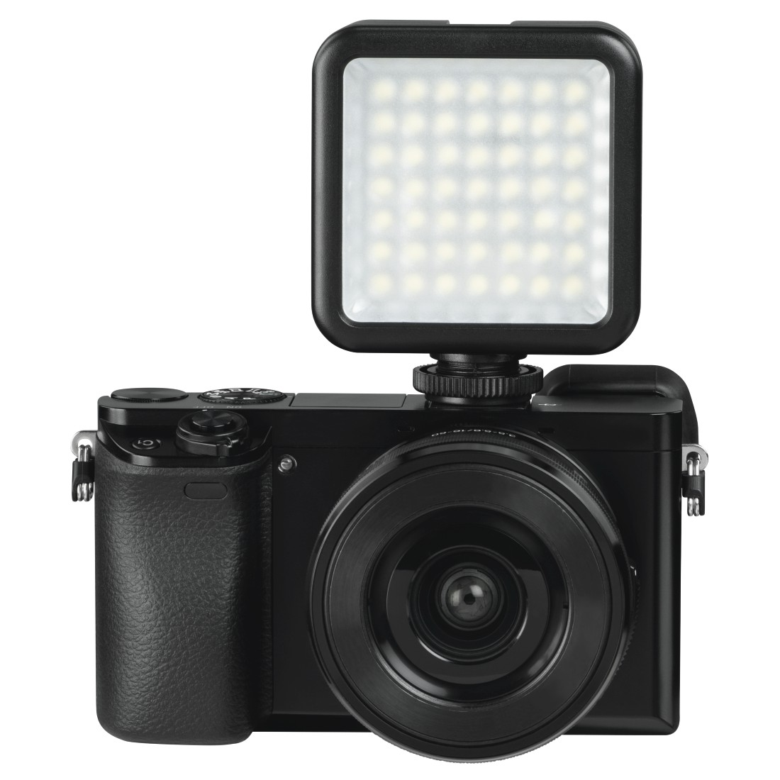 "awx4 High-Res Appliance 4 - Hama, ""49 BD"" LED Lights for Smartphone, Photo and Video Cameras"