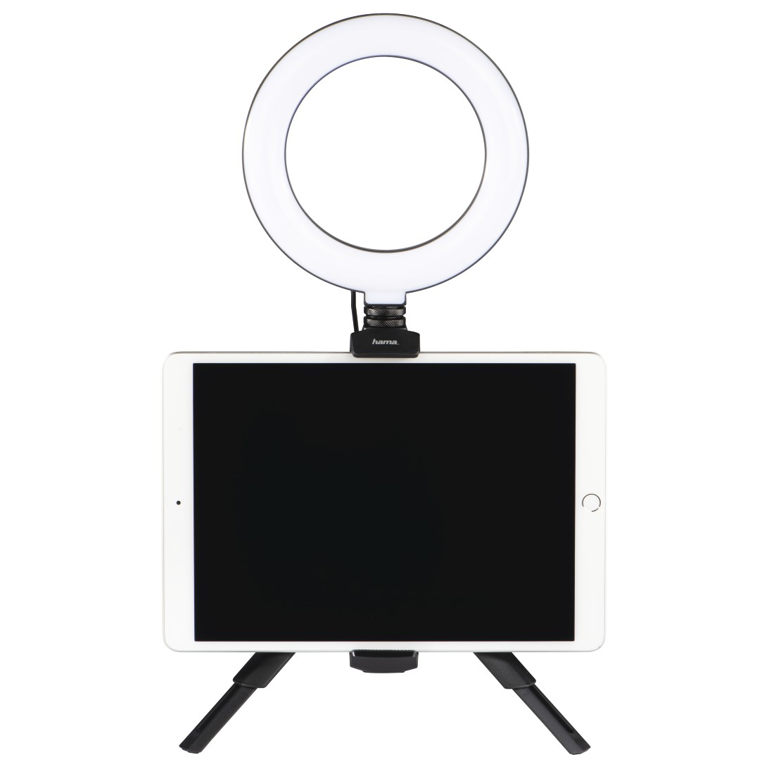 "awx3 High-Res Appliance 3 - Hama, ""SpotLight Work Area 67"" LED Ring Light, Set for Smartphone and Tablet"