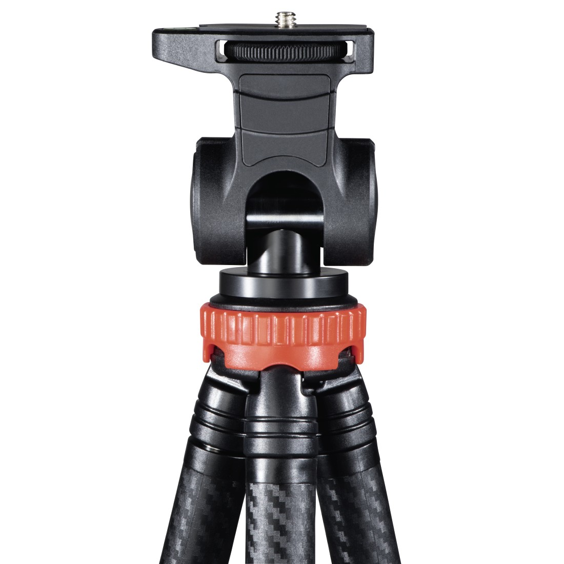"dex High-Res Detail - Hama, ""Traveller Pro"" Tripod for Smartphones, GoPros, Photo Cameras, 106 - 2D"