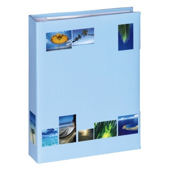 abb Image - Hama, Sunshine I Slip-In Album, 10x15/200, light blue