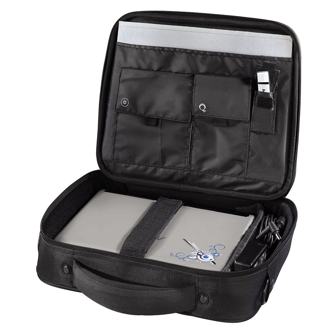 awx High-Res Appliance - Hama, Sportsline III Notebook Bag, display sizes up to 31 cm (12.1)