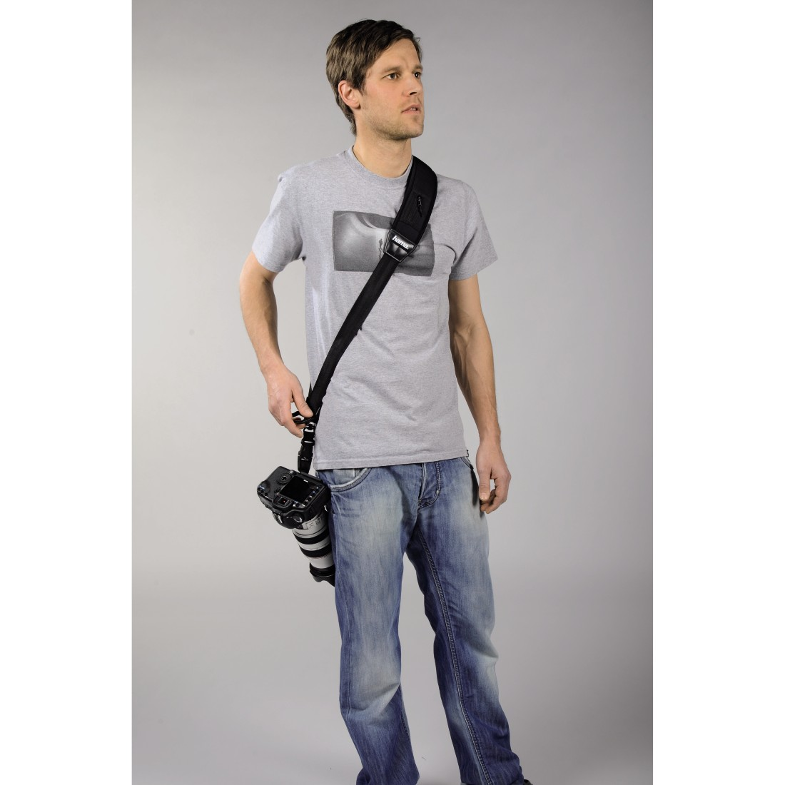 awx2 High-Res Appliance 2 - Hama, Quick Shoot Strap Carrying Strap for SLR Cameras