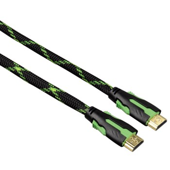 abb Image - Hama, High Quality High Speed HDMI™ Cable for Xbox 360, Ethernet, 2 m