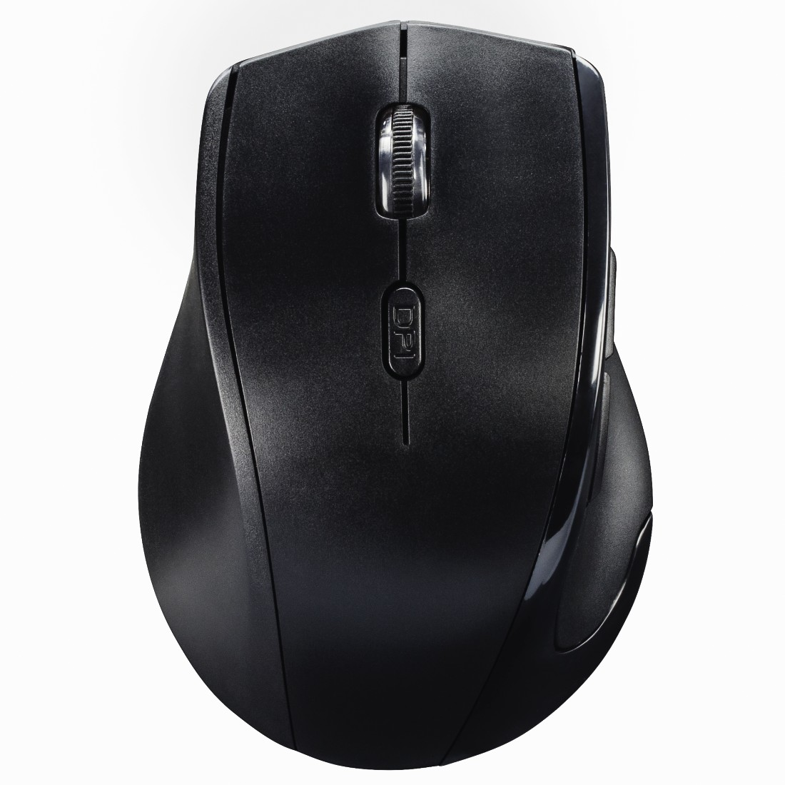 abx3 High-Res Image 3 - Hama, Riano Left-handed Mouse, black