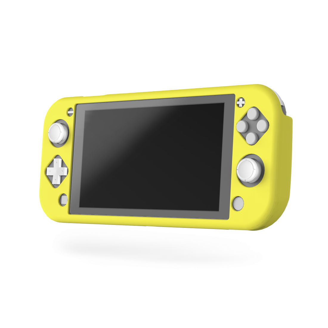 abx High-Res Image - Hama, Grip Protective Sleeve for Nintendo Switch Lite, yellow