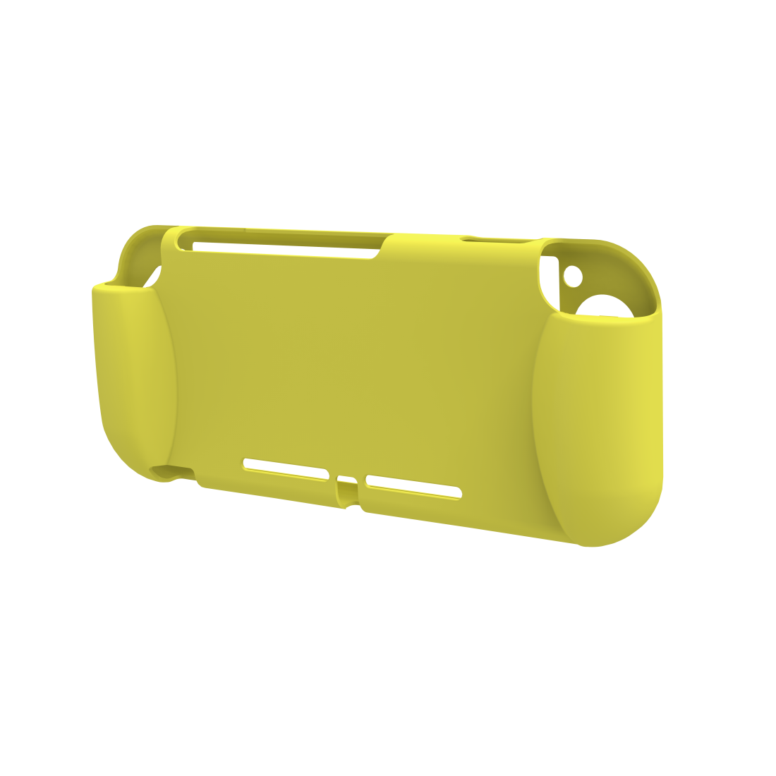 abx2 High-Res Image 2 - Hama, Grip Protective Sleeve for Nintendo Switch Lite, yellow