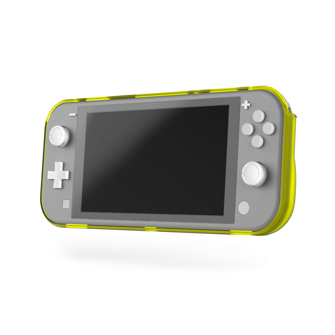 abx High-Res Image - Hama, Protective Cover for Nintendo Switch Lite, yellow