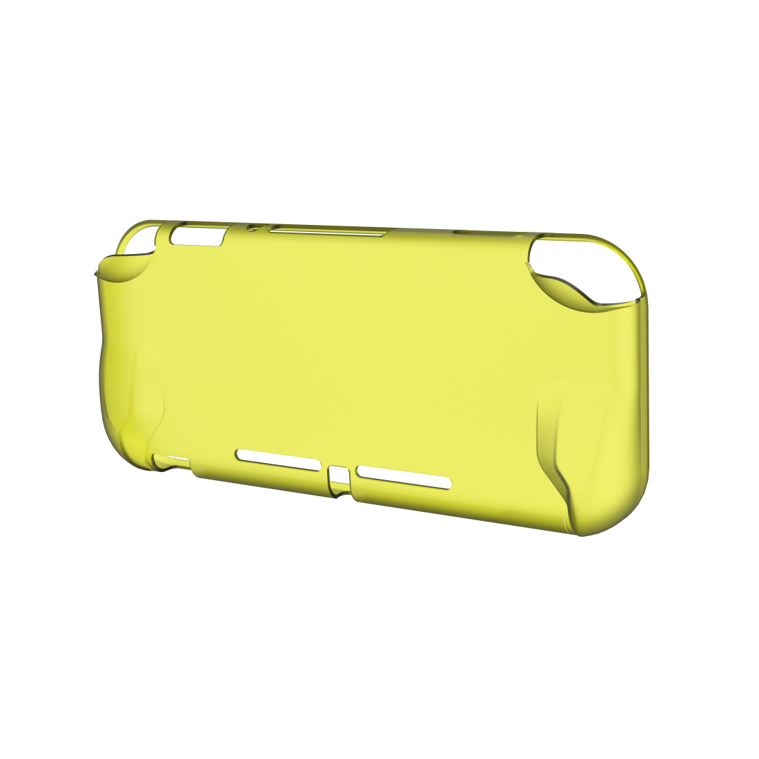 abx2 High-Res Image 2 - Hama, Protective Cover for Nintendo Switch Lite, yellow