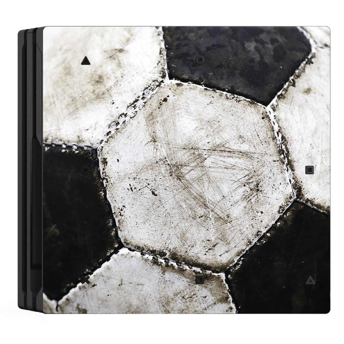 "awx2 High-Res Appliance 2 - Hama, ""Soccer"" Design-Skin for PlayStation 4 PRO"