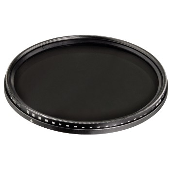 abb Image - Hama, Vario ND2-400 Neutral-Density Filter, coated, 55.0 mm