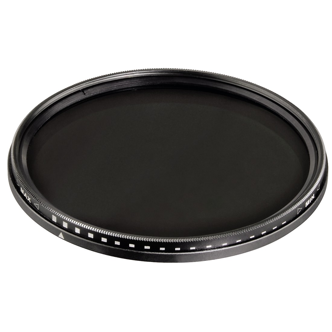 abx High-Res Image - Hama, Vario ND2-400 Neutral-Density Filter, coated, 55.0 mm