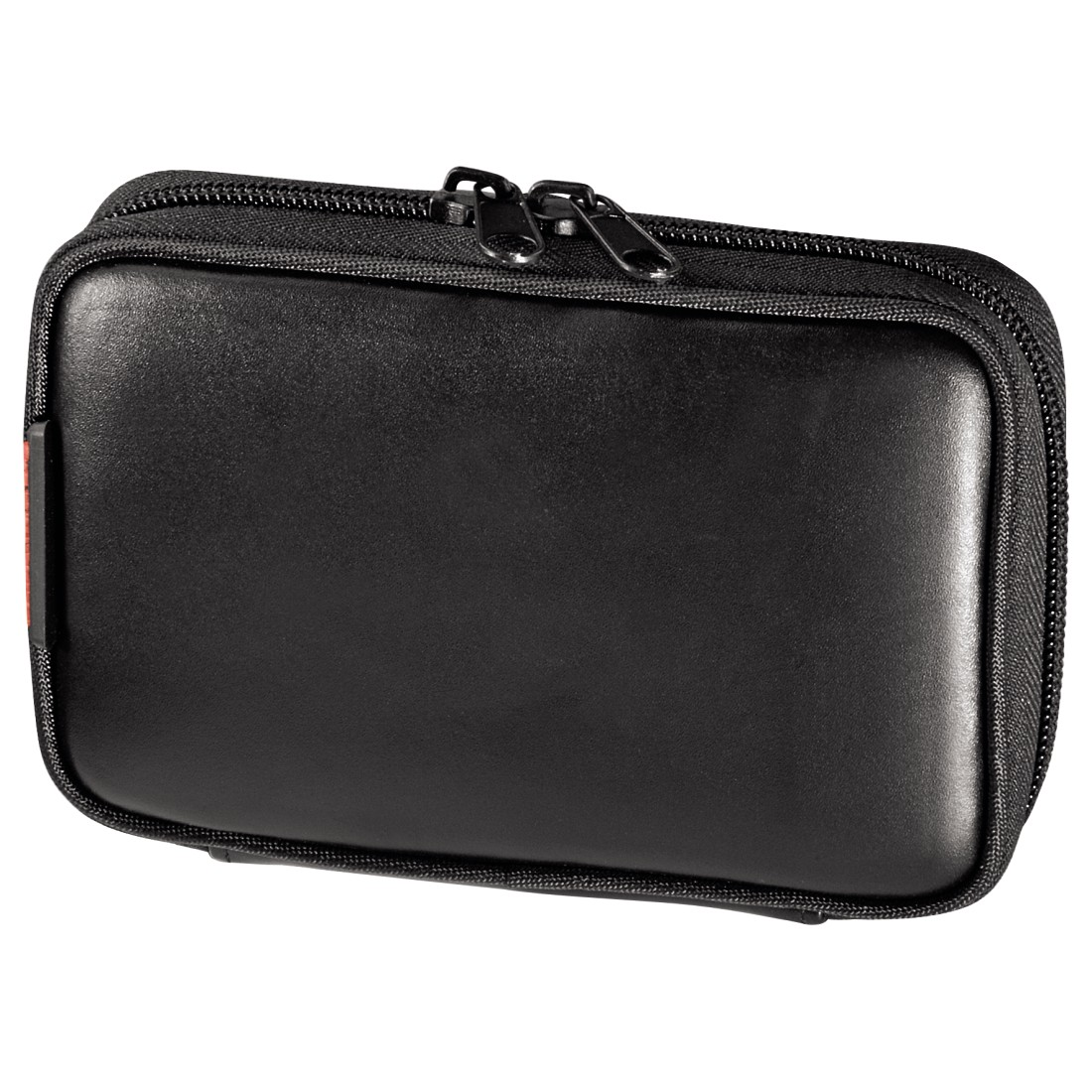 abx High-Res Image - Hama, NaviBag universal, S2, leather, black