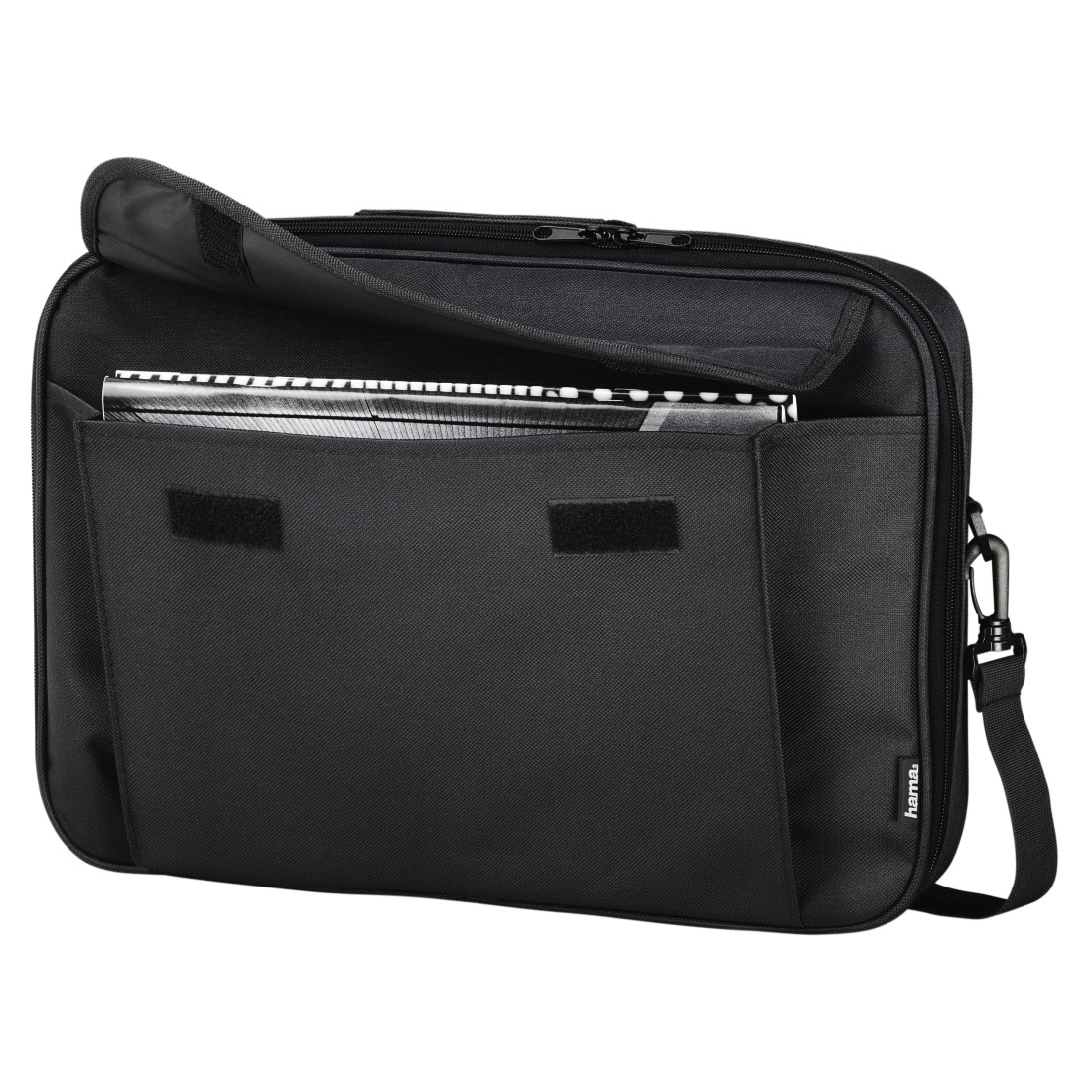 abx2 High-Res Image 2 - Hama, Sportsline Montego Public Notebook Bag, up to 40 cm (15.6), black