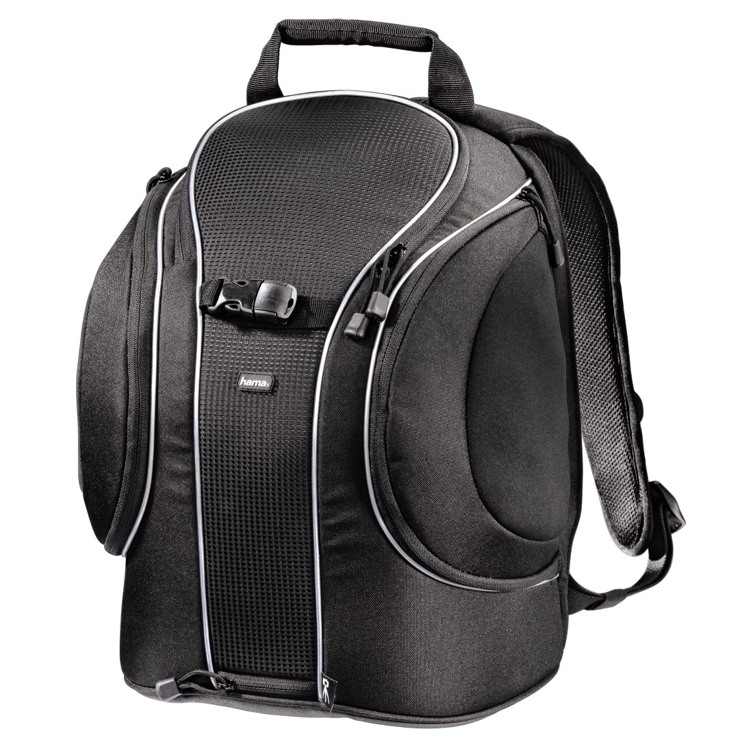 abx High-Res Image - Hama, Daytour Camera Backpack, 180, black