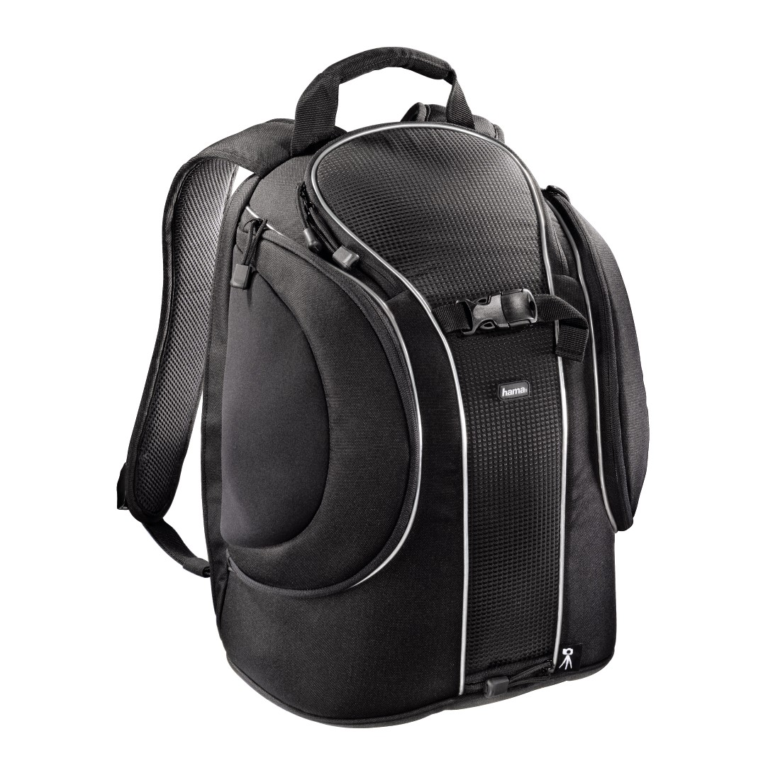 abx3 High-Res Image 3 - Hama, Daytour Camera Backpack, 180, black