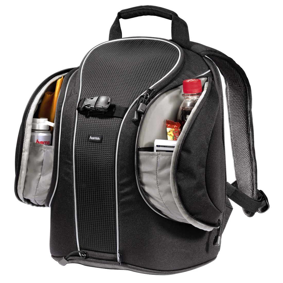 awx3 High-Res Appliance 3 - Hama, Daytour Camera Backpack, 180, black