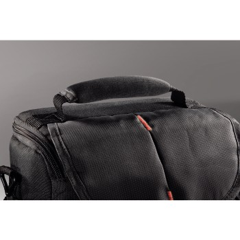 det Detail - Hama, Canberra Camera Bag, 110, black/red