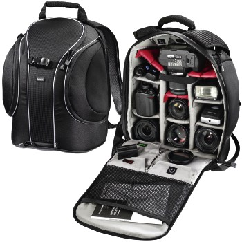 Image Logo - Hama, Daytour Camera Backpack, 180, black}