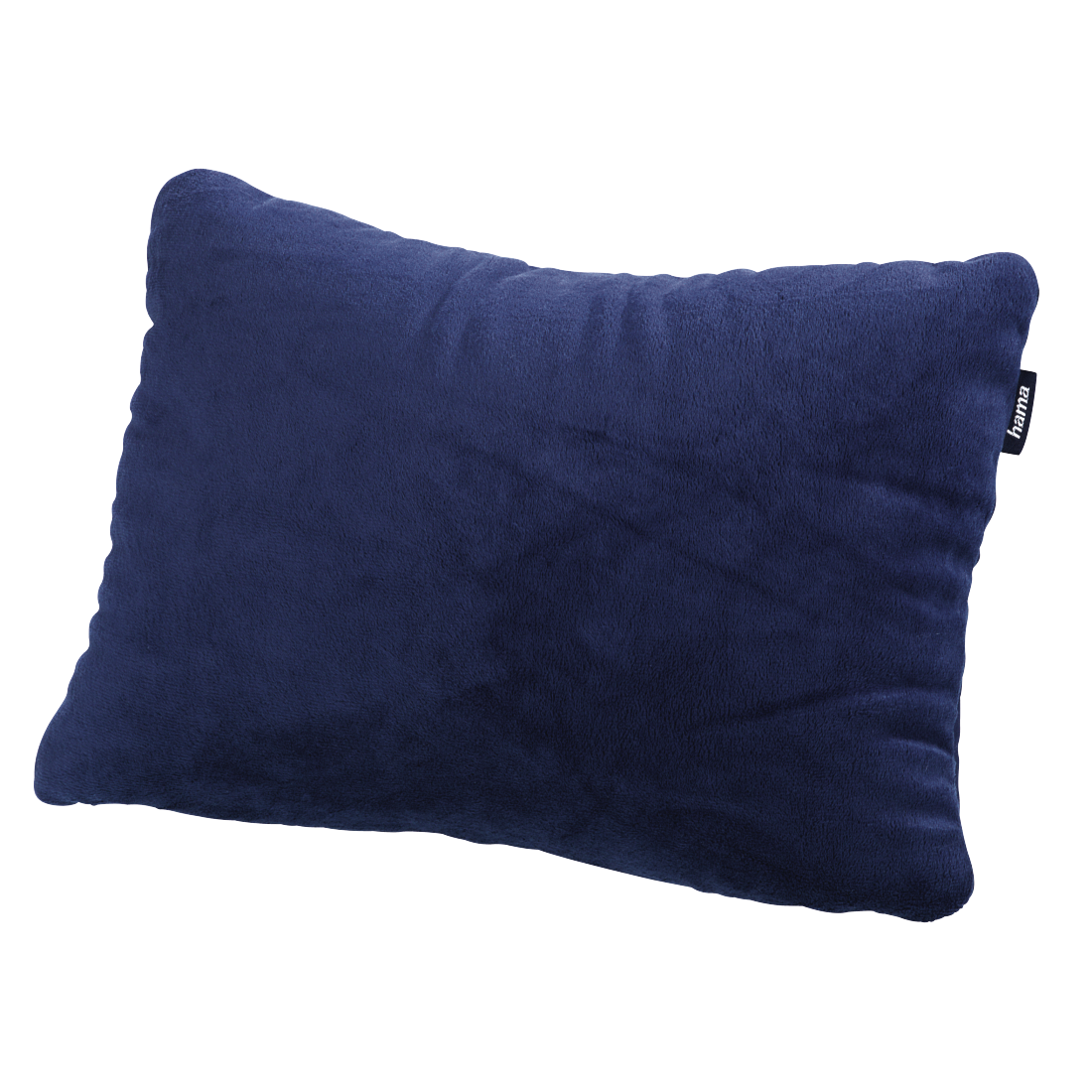 abx2 High-Res Image 2 - Hama, 2in1 Microbead Travel Pillow, dark blue