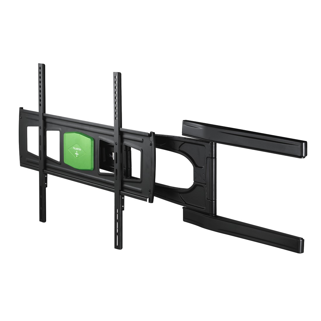 "dex8 High-Res Detail 8 - Hama, Ultraslim FULLMOTION TV Wall Bracket, 3 Stars, 165cm (65""), 2 Arm, black"