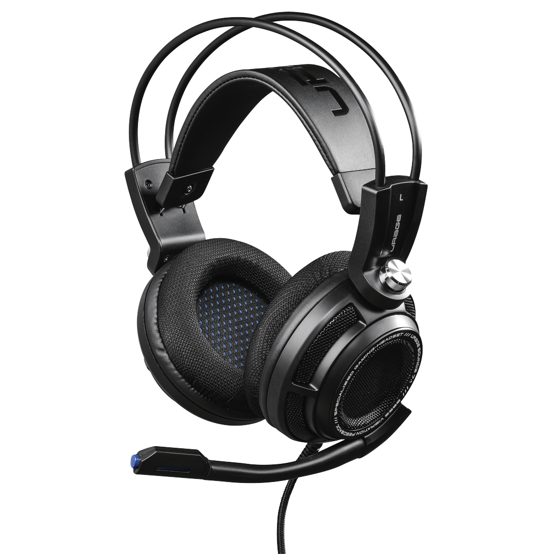 abx High-Res Image - Hama, uRage SoundZ 7.1 Gaming Headset, black