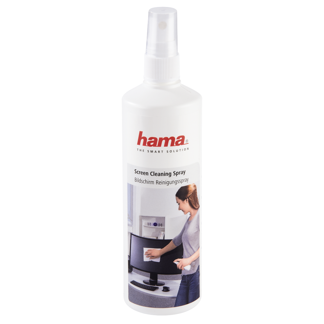 abx High-Res Image - Hama, Screen Cleaning Spray, 250 ml