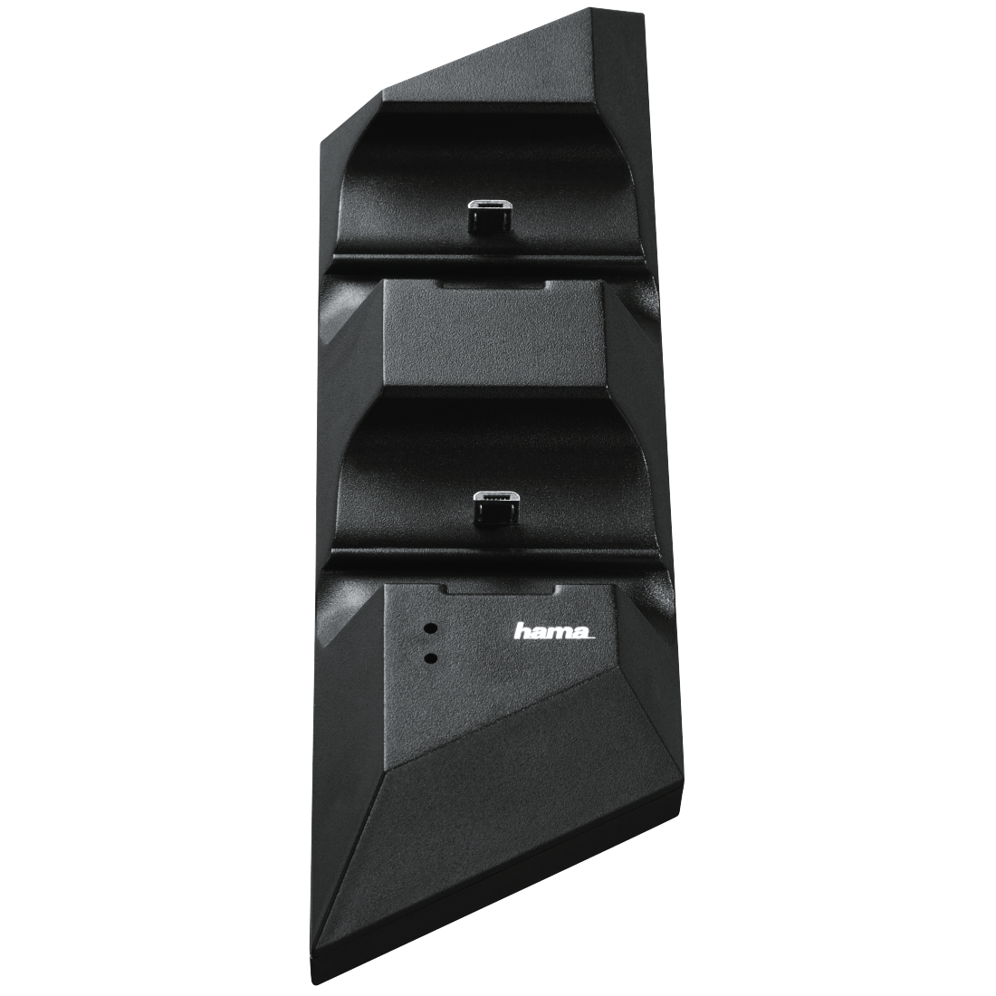 "abx2 High-Res Image 2 - Hama, ""Black Thunder"" Charging Station for Xbox One/One S"