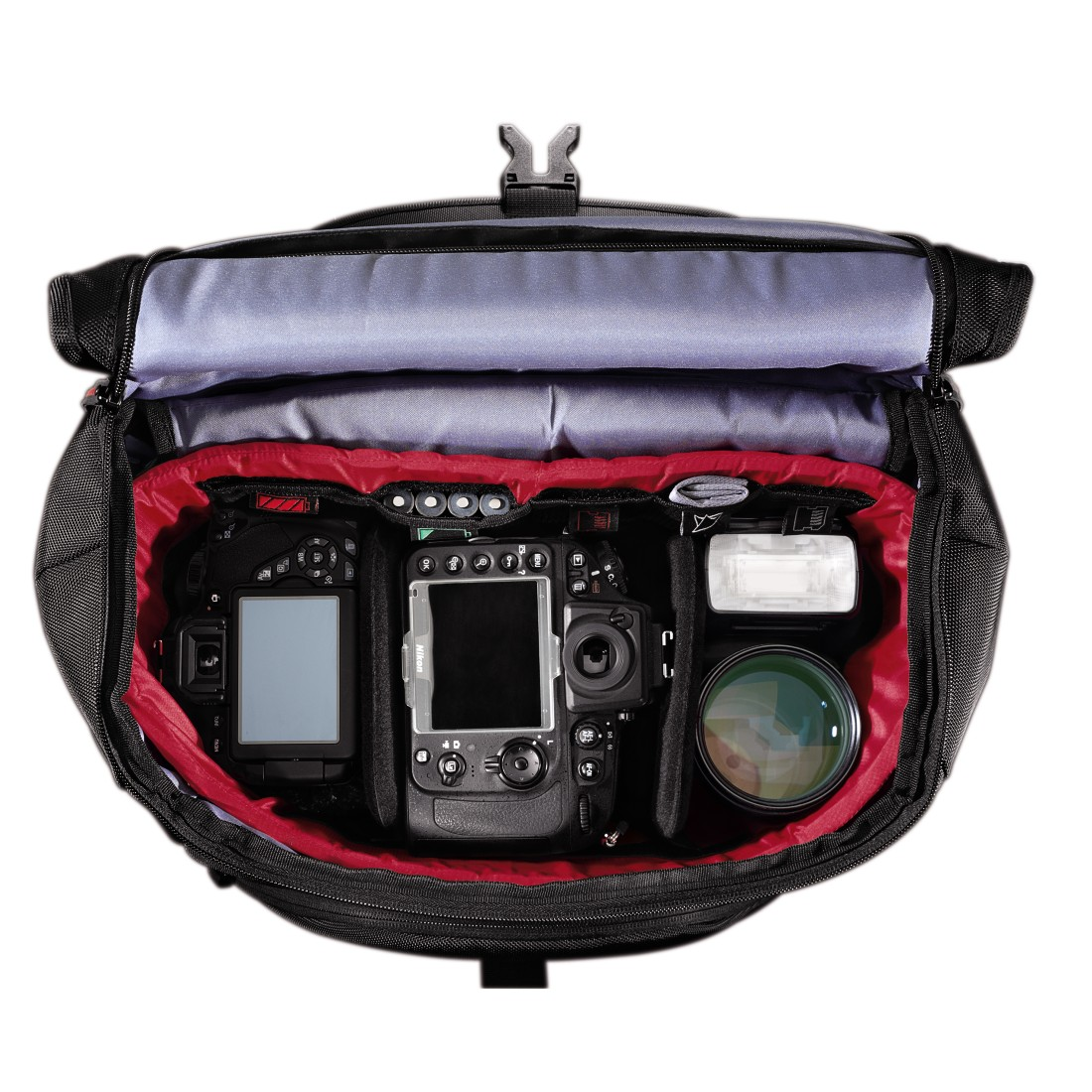 awx High-Res Appliance - Hama, Protour Camera Bag, 200, black