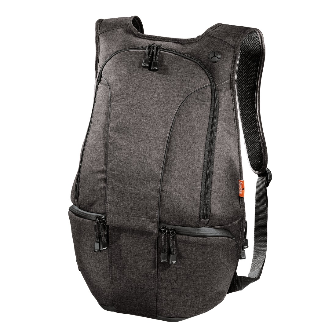abx High-Res Image - Hama, Lismore Camera Backpack, 170, black