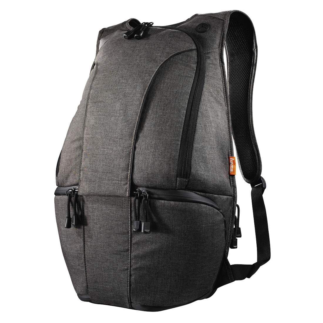 abx3 High-Res Image 3 - Hama, Lismore Camera Backpack, 170, black