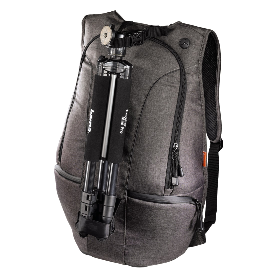 dex4 High-Res Detail 4 - Hama, Lismore Camera Backpack, 170, black