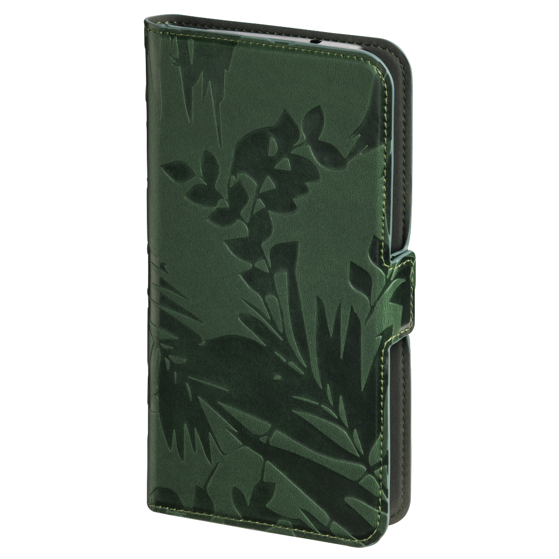 abx2 High-Res Image 2 - Hama, Smart Move - Jungle Leaves Booklet, size XXL (5.1 – 5.8), dark green