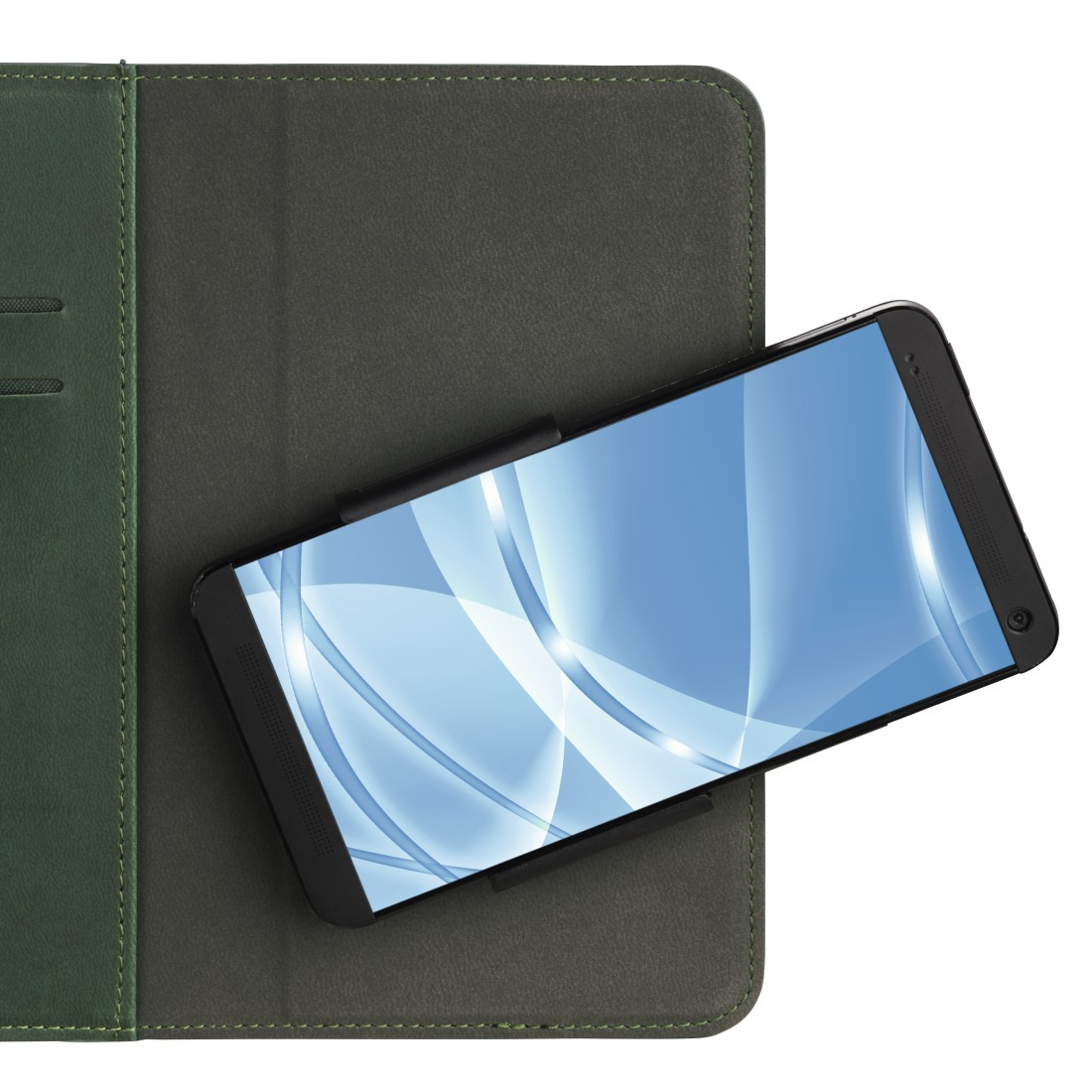 dex High-Res Detail - Hama, Smart Move - Jungle Leaves Booklet, size XXL (5.1 – 5.8), dark green
