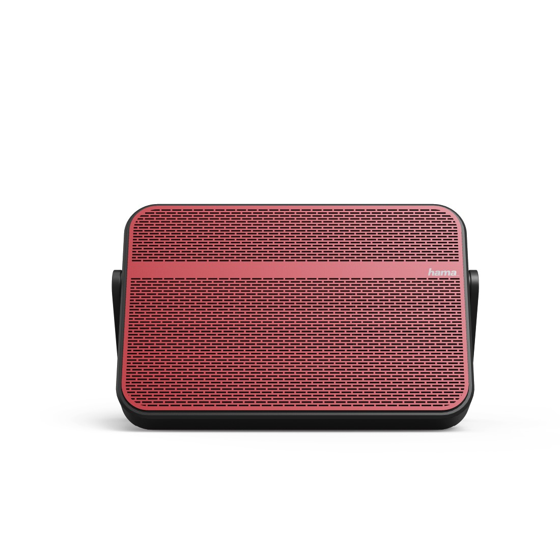 abx2 High-Res Image 2 - Hama, Blade Mobile Bluetooth Speaker, red/black