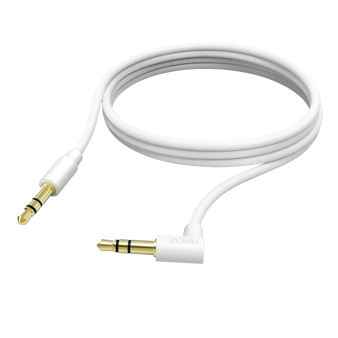 abx High-Res Image - Hama, Connecting Cable, 3.5 mm jack plug, 2.0 m, white