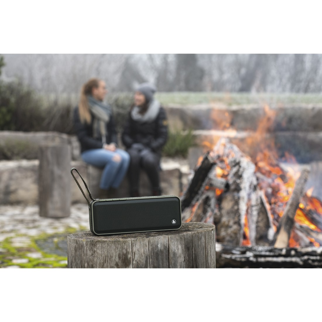 "awx6 High-Res Appliance 6 - Hama, ""Soldier-L"" Mobile Bluetooth® Speaker"