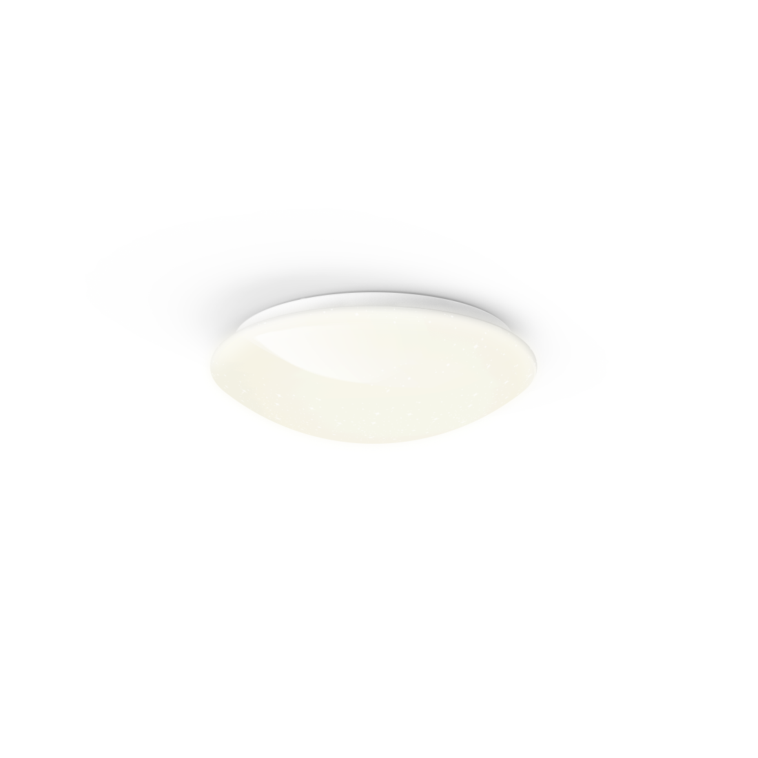 abx2 High-Res Image 2 - Hama, WiFi Ceiling Light, Glitter Effect, Round, Diameter 30 cm
