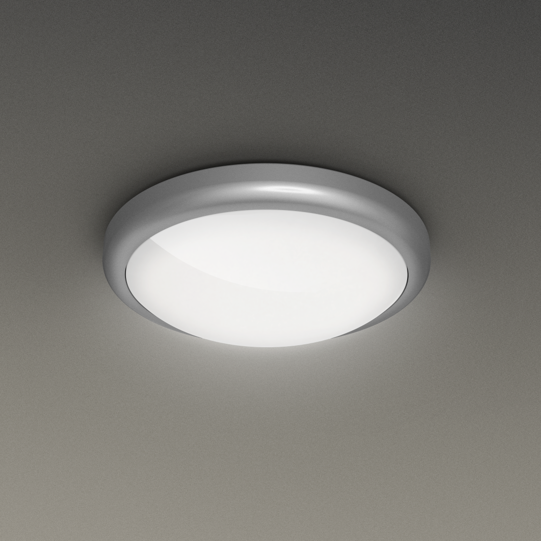 "abx2 High-Res Image 2 - Hama, ""Design"" Smart Home Ceiling Light, without Hub, Voice / App Control, metal"