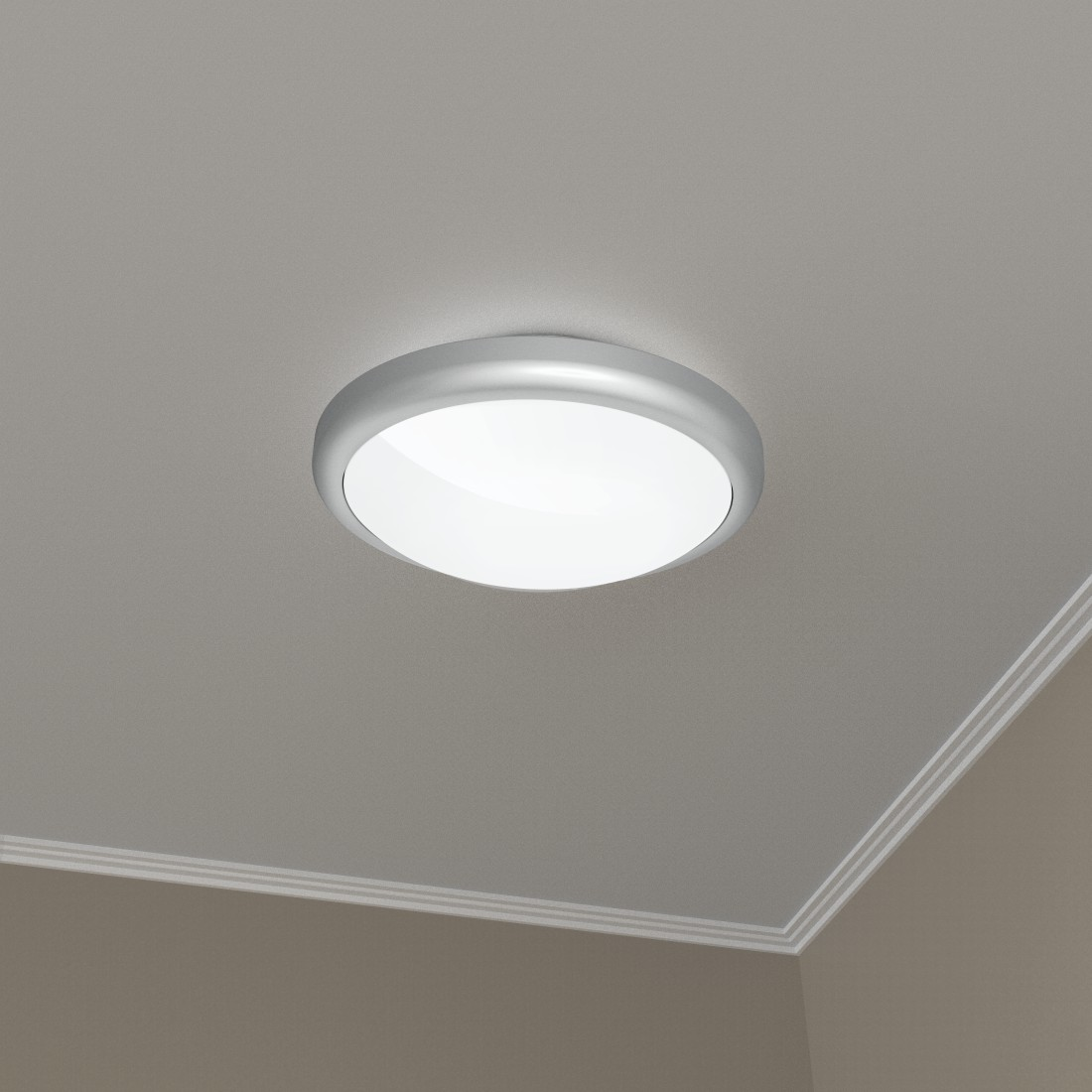 "awx5 High-Res Appliance 5 - Hama, ""Design"" Smart Home Ceiling Light, without Hub, Voice / App Control, metal"