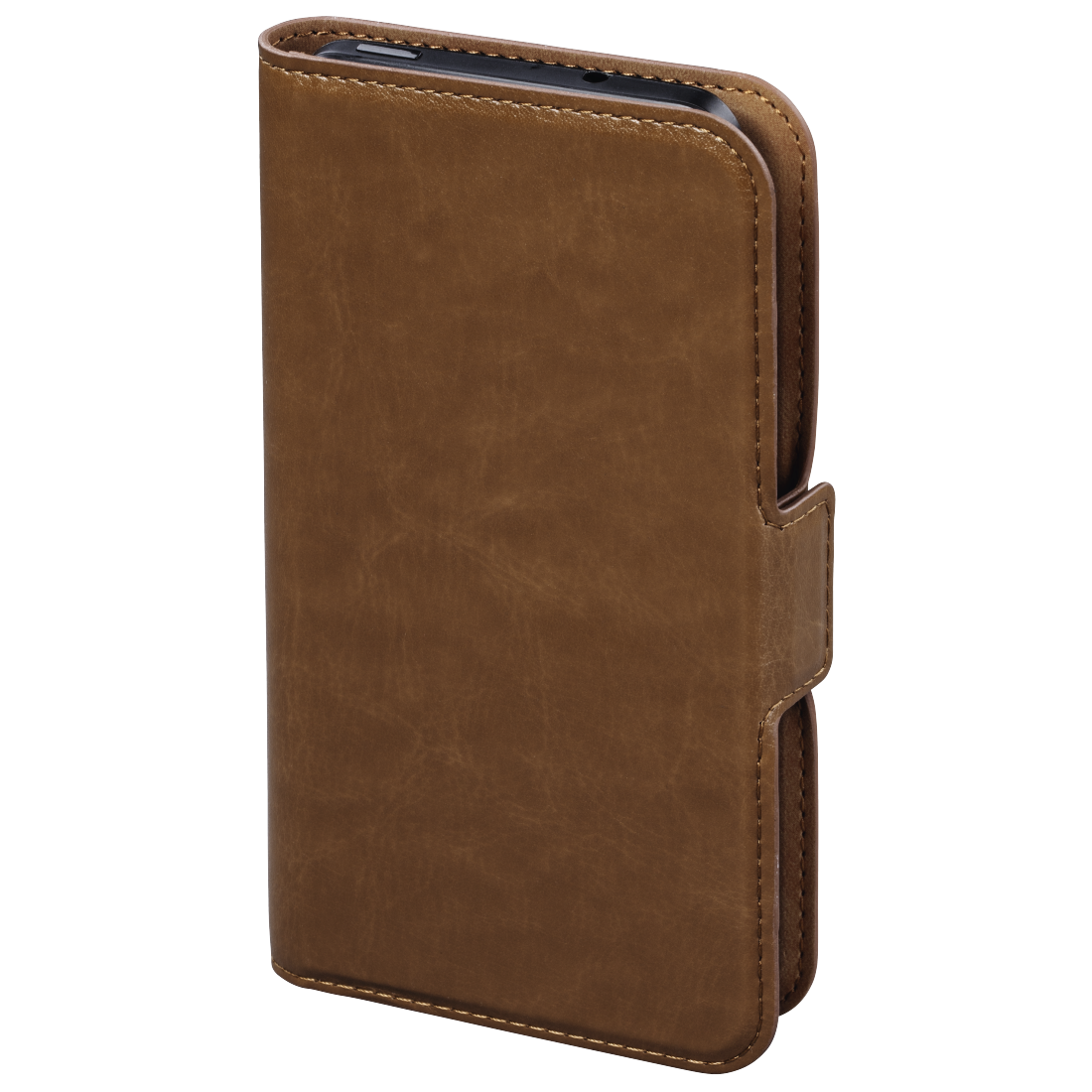 abx2 High-Res Image 2 - Hama, Smart Move Booklet Case, size XL (4.7 - 5.1), brown