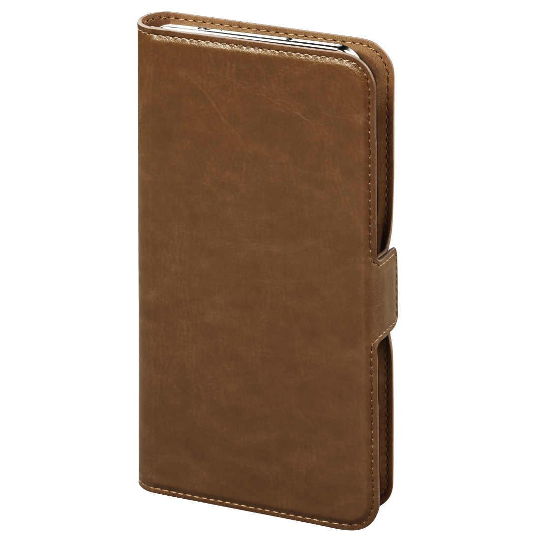 abx2 High-Res Image 2 - Hama, Smart Move Booklet Case, size XXL (5.2 - 5.8), brown