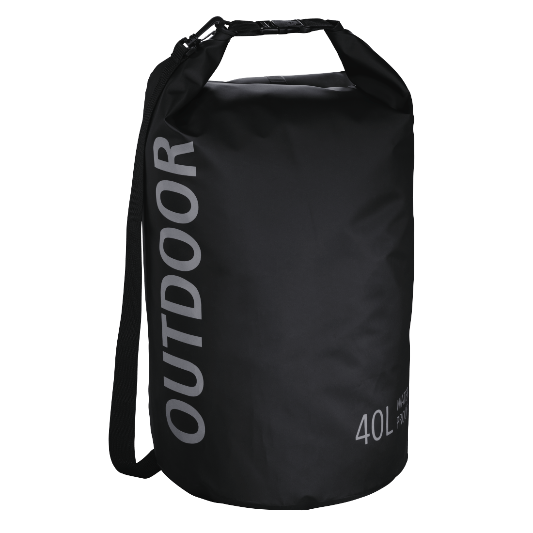 abx High-Res Image - Hama, Outdoor Bag, 40 l, black