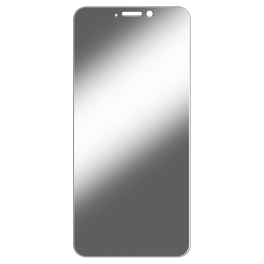 "abx High-Res Image - Hama, ""Crystal Clear""Screen Protector f. Huawei P8 lite (2017)/ P9 lite, 2 pieces"