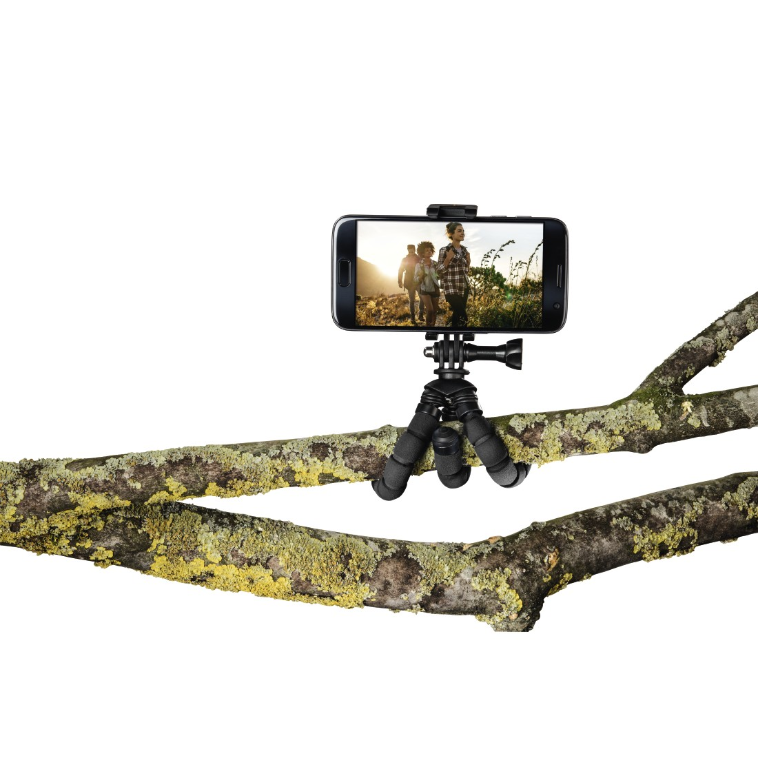 "awx High-Res Appliance - Hama, ""Flex"" Mini Tripod for Smartphones & GoPro Devices, 5.5- 7.8 cm"